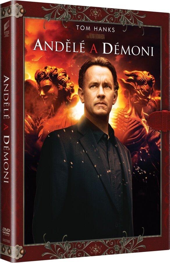 Andělé a démoni (DVD) - KNIŽNÍ EDICE