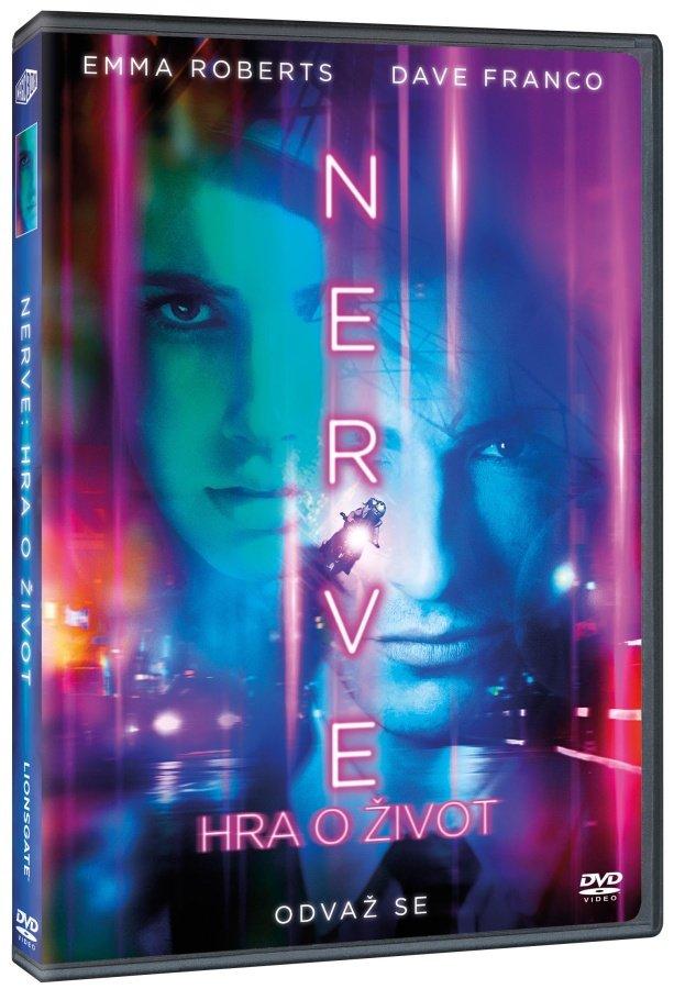 Nerve: Hra o život (DVD)