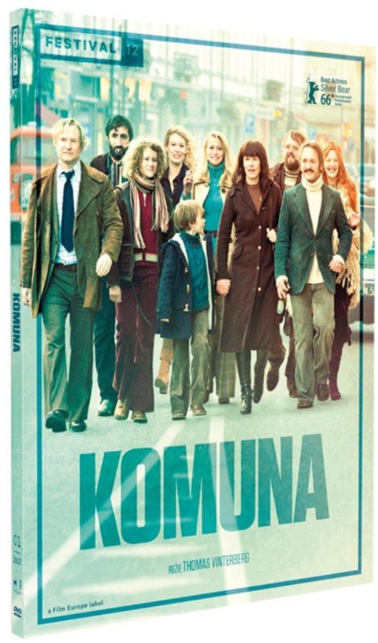 Komuna (DVD)