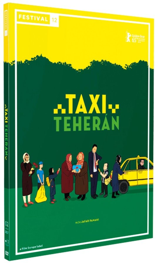 Taxi Teherán (DVD)