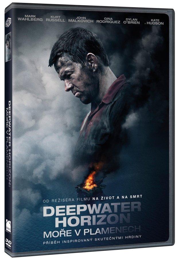Deepwater Horizon: Moře v plamenech (DVD)