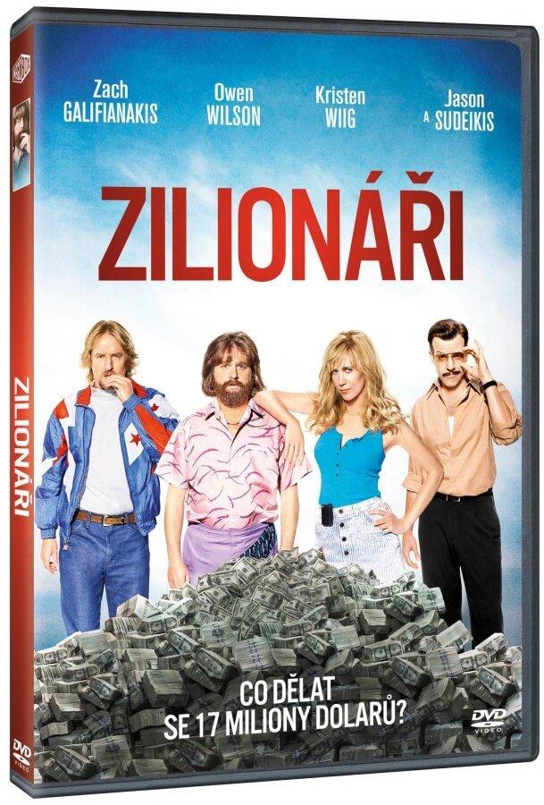 Zilionáři (DVD)