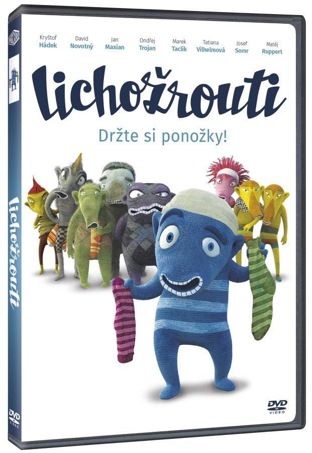 Lichožrouti (DVD)