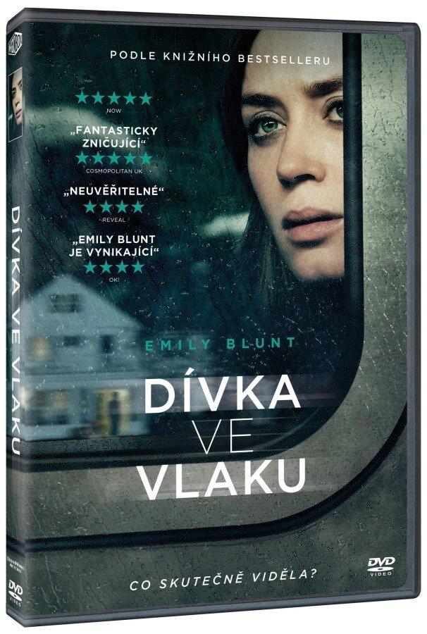 Dívka ve vlaku (DVD)