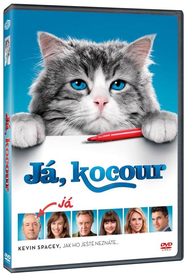Já kocour (DVD)