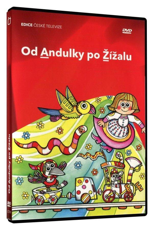 Od Andulky po Žížalu (DVD)
