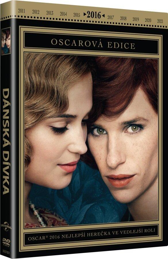 Dánská dívka (DVD) - Oscarová edice