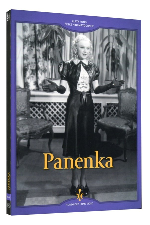 Panenka (DVD) - digipack