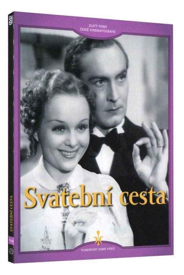 Svatební cesta (DVD) - digipack