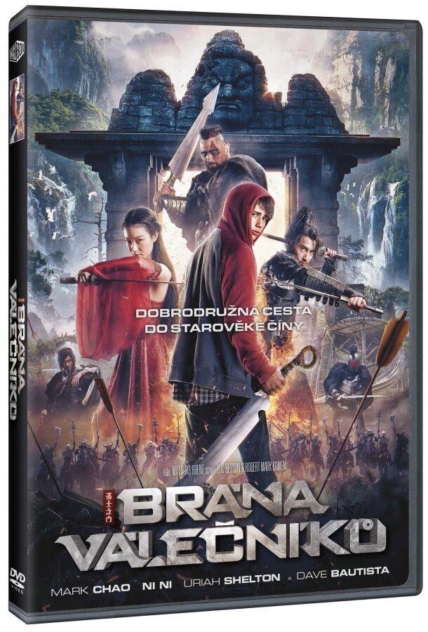 Brána válečníků (DVD)