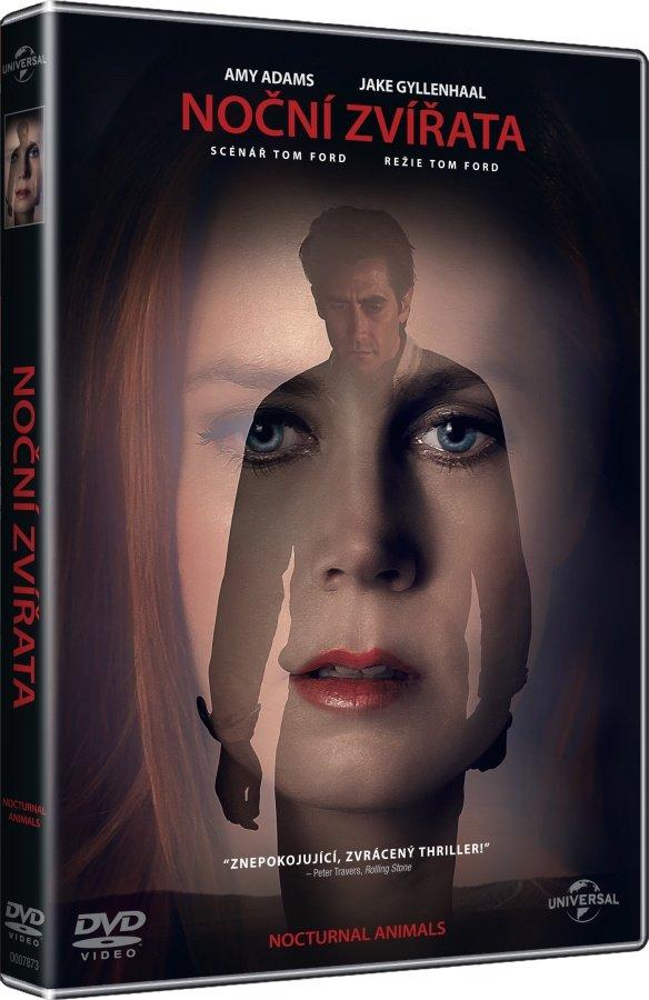Noční zvířata (DVD)