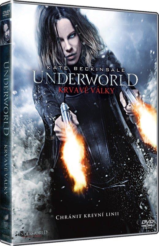 Underworld: Krvavé války (DVD)