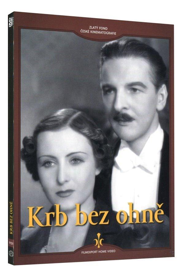 Krb bez ohně (DVD) - digipack