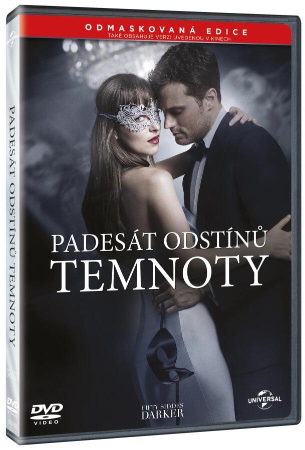 Padesát odstínů temnoty (DVD) - prodloužená verze