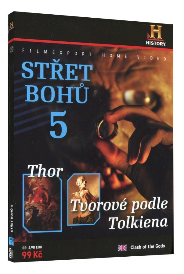 Střet bohů 5 (Thor / Tvorové podle Tolkiena) (DVD)