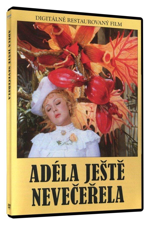 Adéla ještě nevečeřela (DVD) - digitálně restaurovaná verze