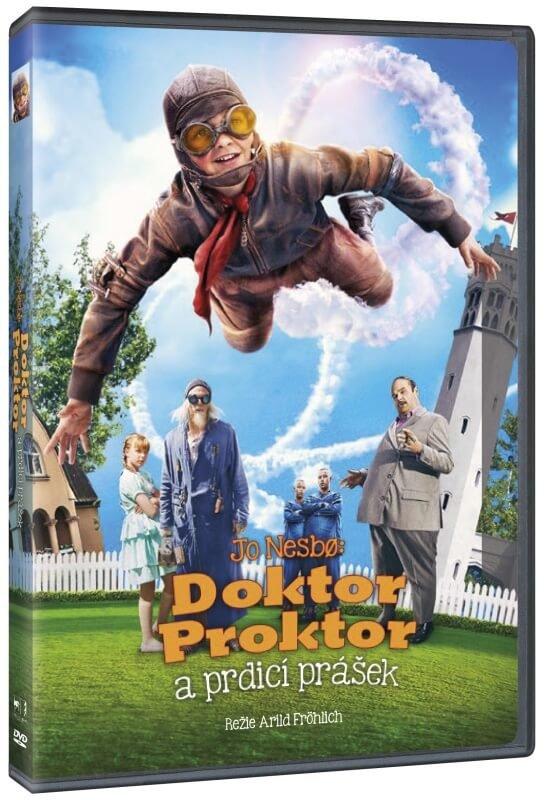 Jo Nesbo: Doktor Proktor a prdící prášek (DVD)
