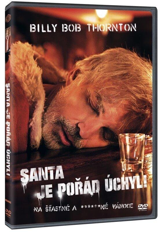 Santa je pořád úchyl (DVD)
