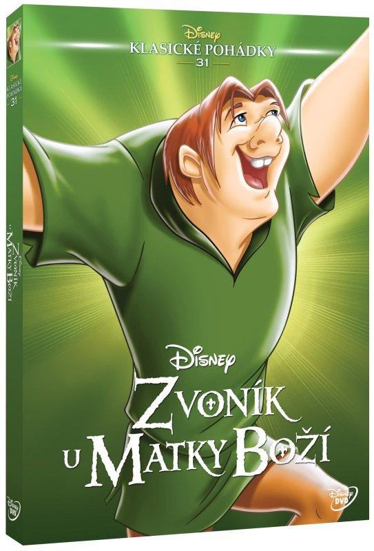 Zvoník u Matky Boží (DVD) - Edice Disney klasické pohádky