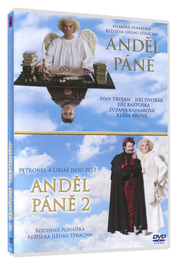 Anděl Páně 1-2 - kolekce (2xDVD)
