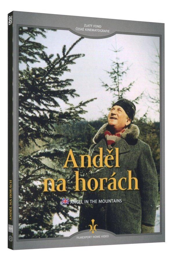 Anděl na horách (DVD) - digipack