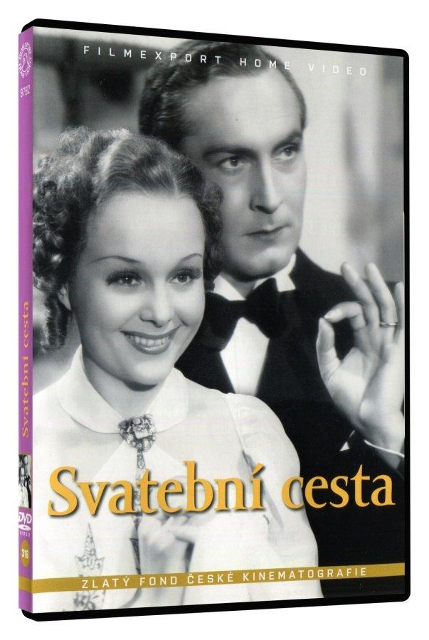 Svatební cesta (DVD)