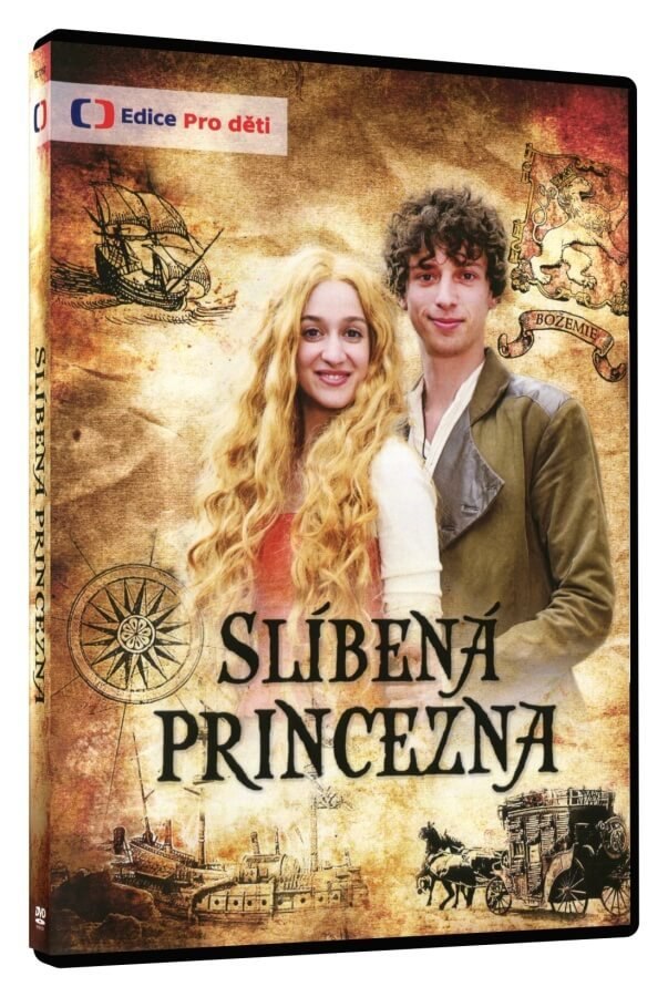 Slíbená princezna (DVD)