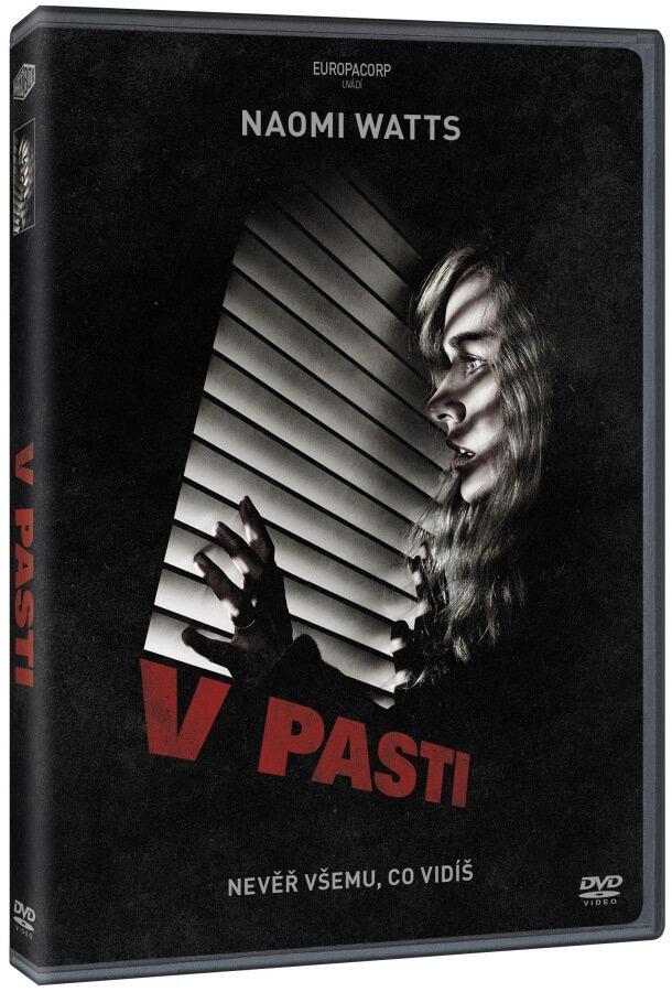 V pasti (DVD)