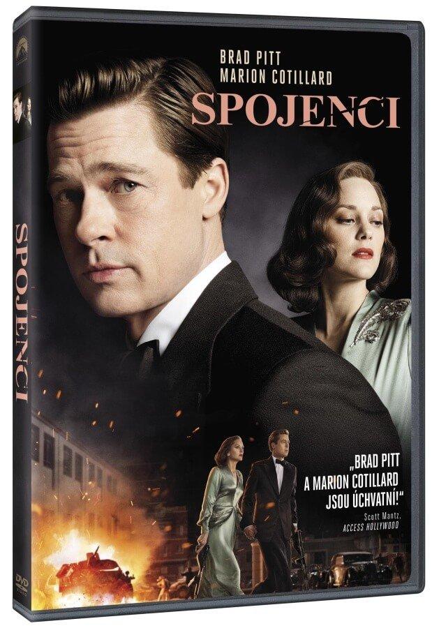 Spojenci (DVD)