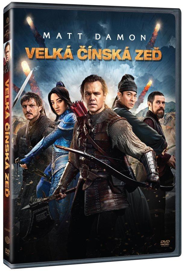 Velká čínská zeď (DVD)