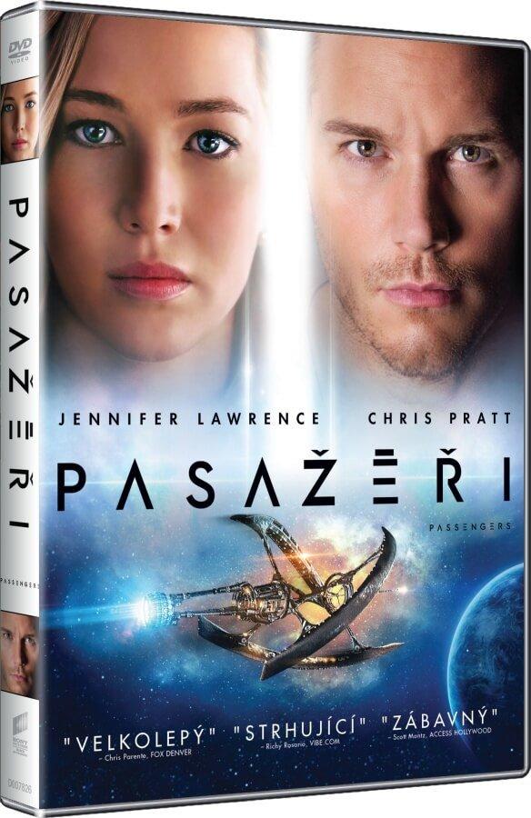 Pasažéři (DVD)