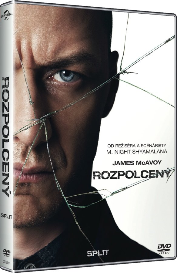 Rozpolcený (DVD)