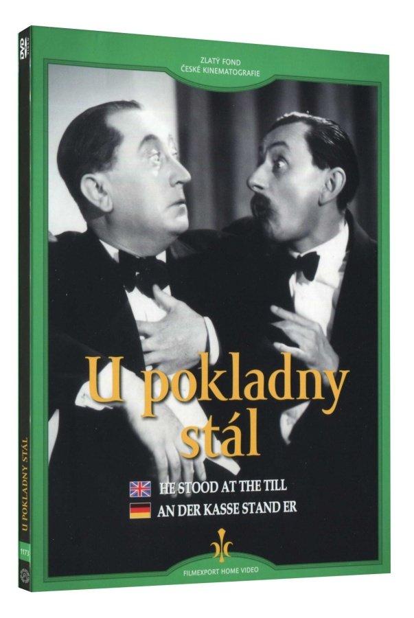 U pokladny stál (DVD) - digipack