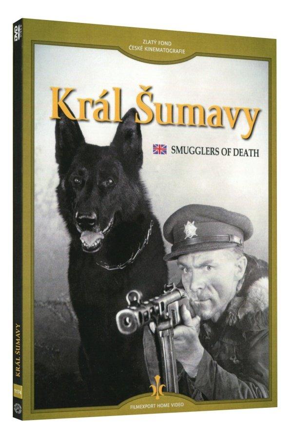 Král Šumavy (DVD) - digipack