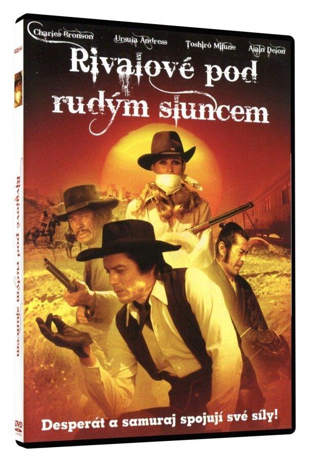 Rivalové pod rudým sluncem (DVD) (papírový obal)