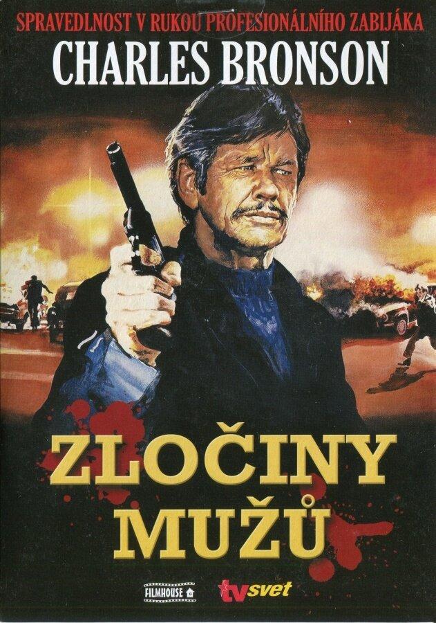 Zločiny mužů (DVD) (papírový obal)