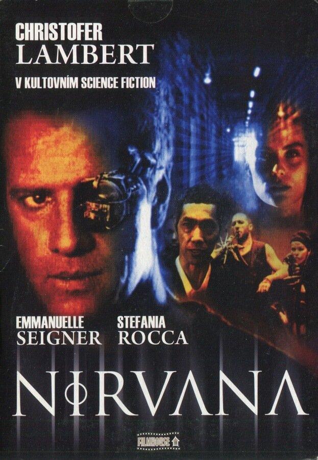 Nirvana (DVD) (papírový obal)