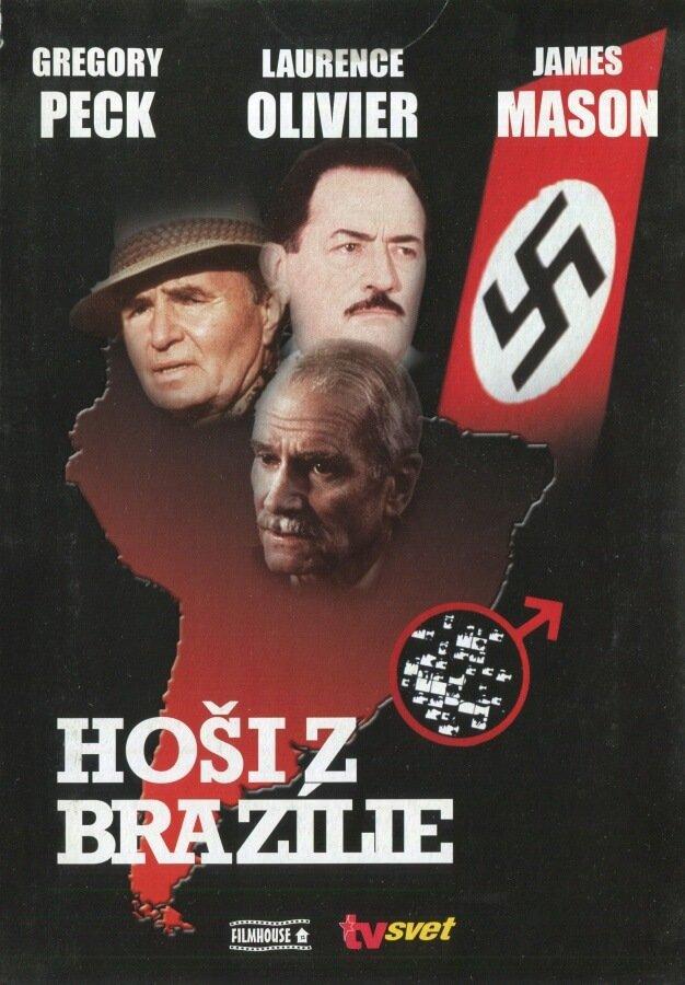 Hoši z Brazílie (DVD) (papírový obal)