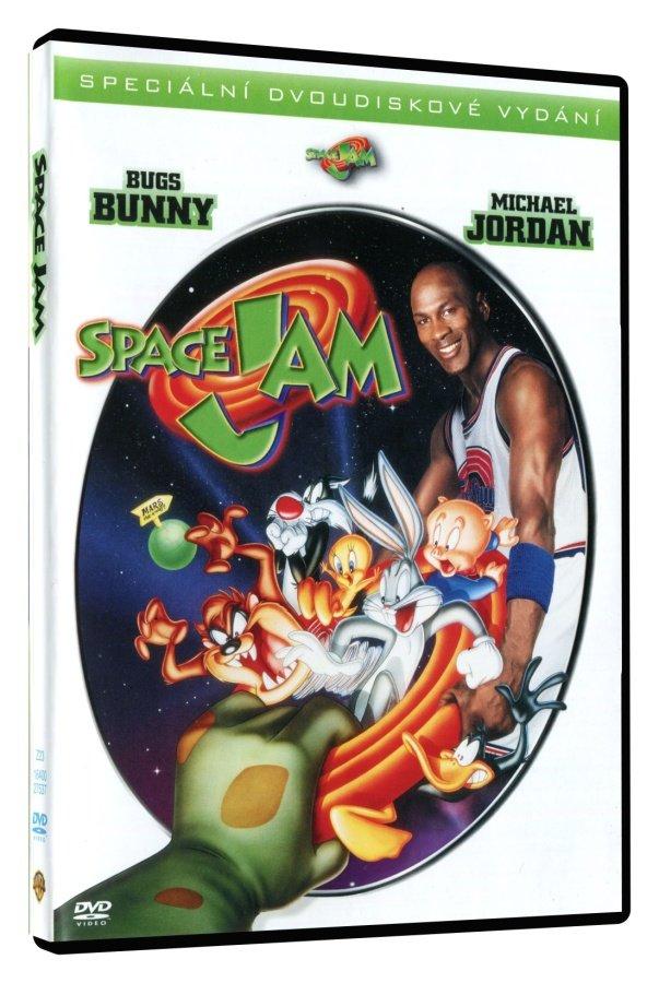 Space Jam (2xDVD) - speciální edice