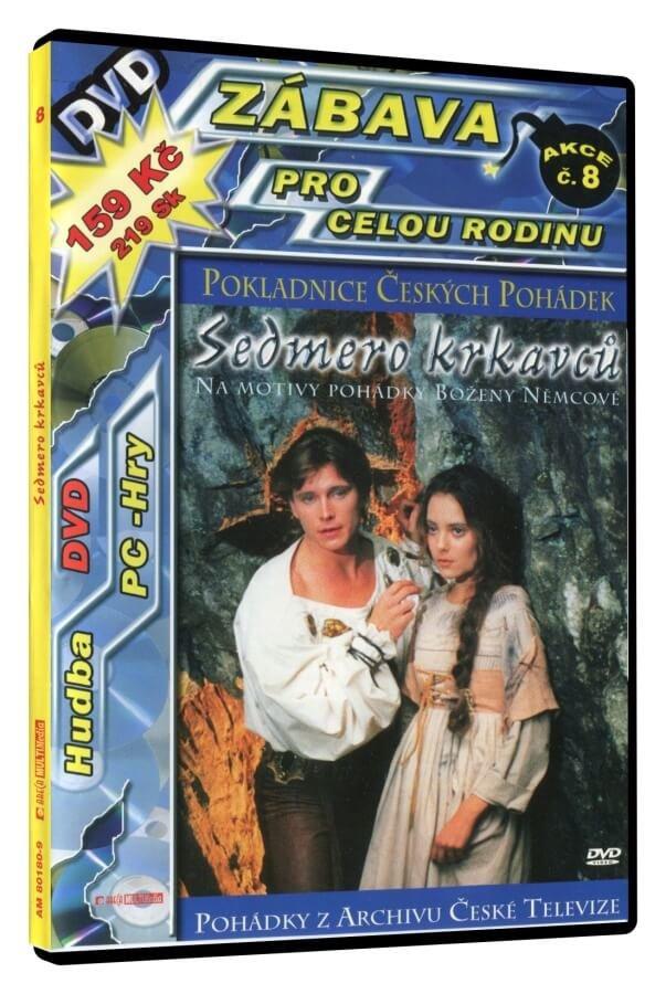Sedmero krkavců (1993) (DVD)
