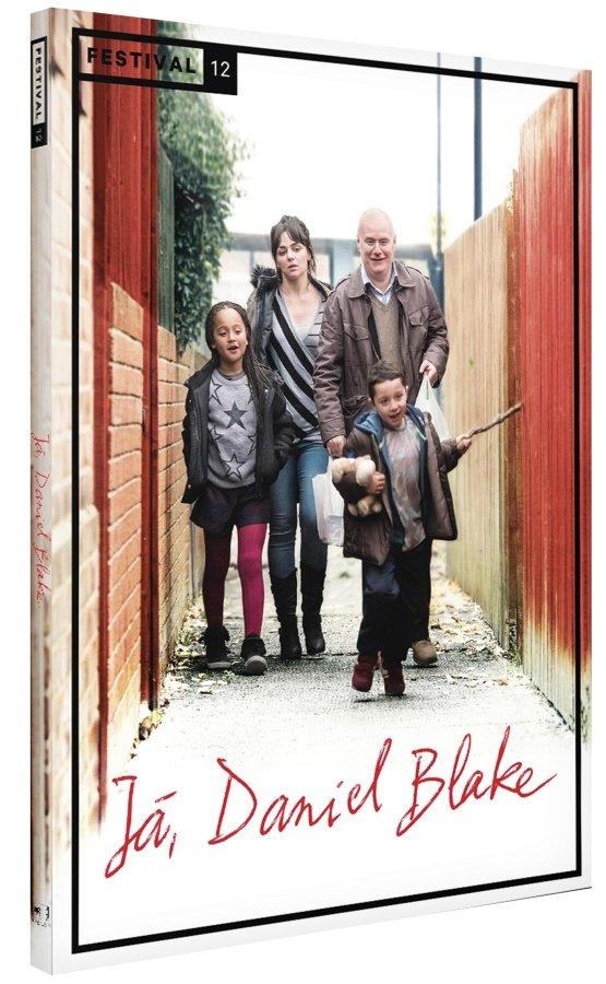 Já, Daniel Blake (DVD)