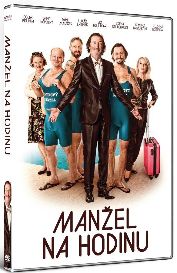 Manžel na hodinu (DVD)
