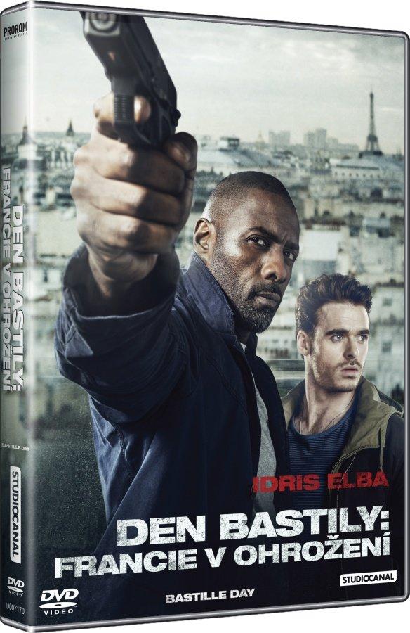 Den Bastily: Francie v ohrožení (DVD)