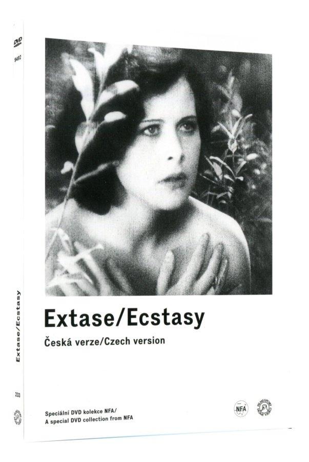 Extase (DVD) - speciální edice - digipack