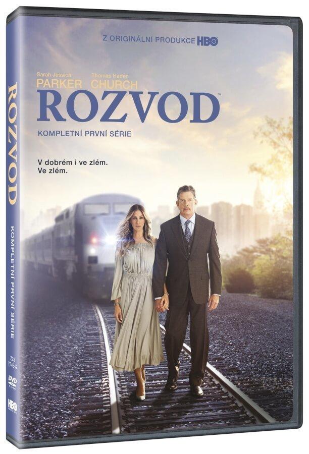 Rozvod 1. série (2 DVD) - seriál