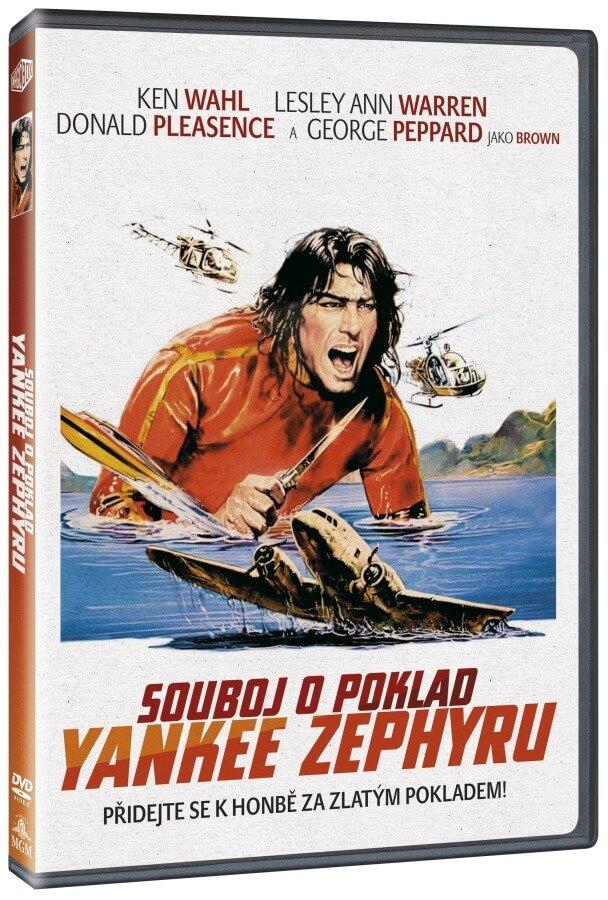 Souboj o poklad Yankee Zephyru (DVD)