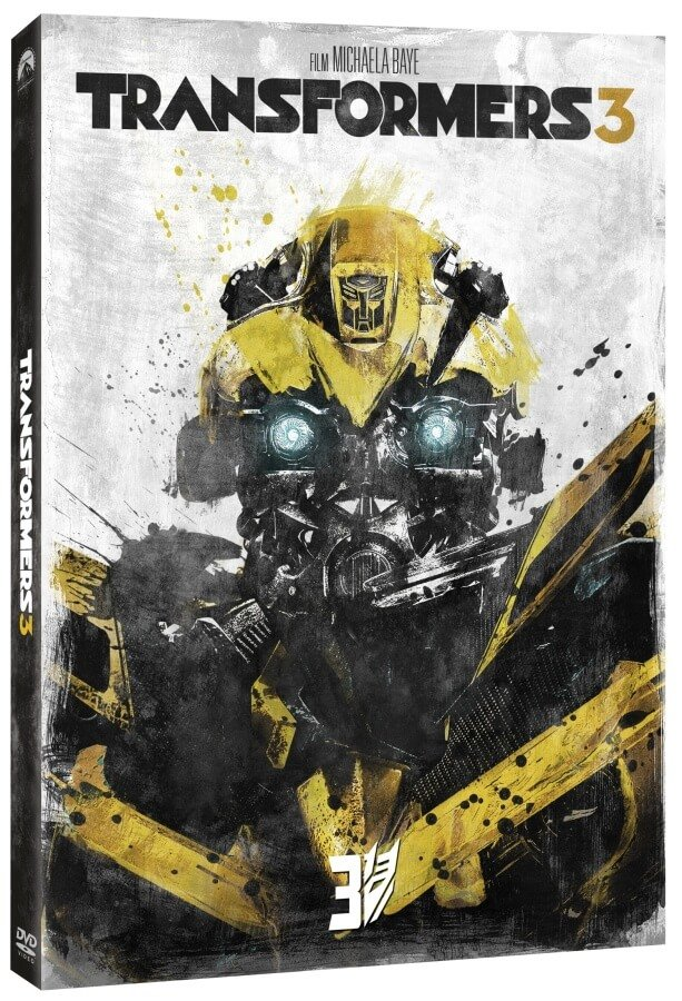Transformers 3 (DVD) - edice 10 let