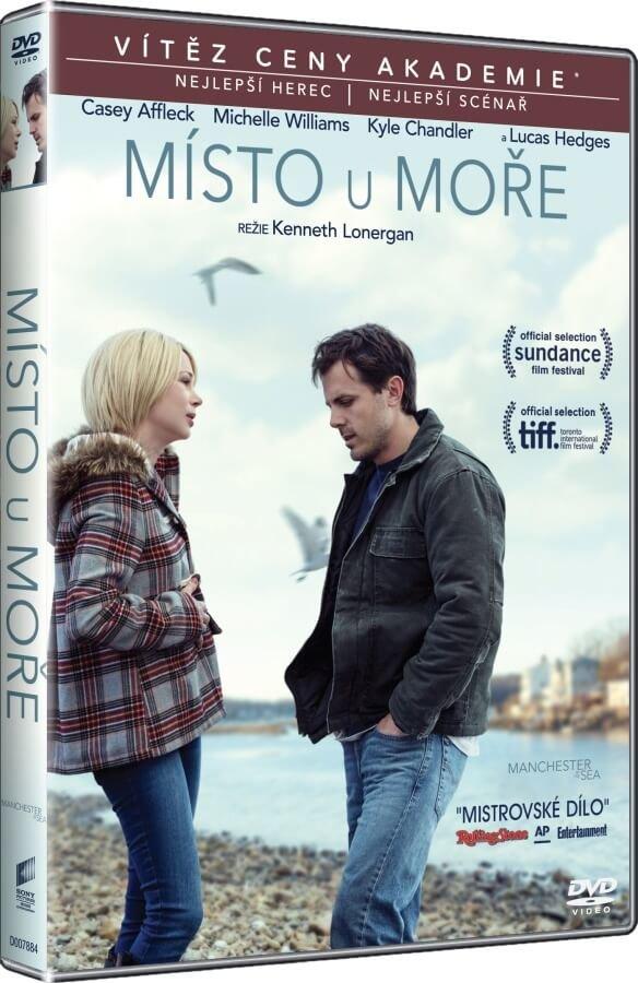 Místo u moře (DVD)
