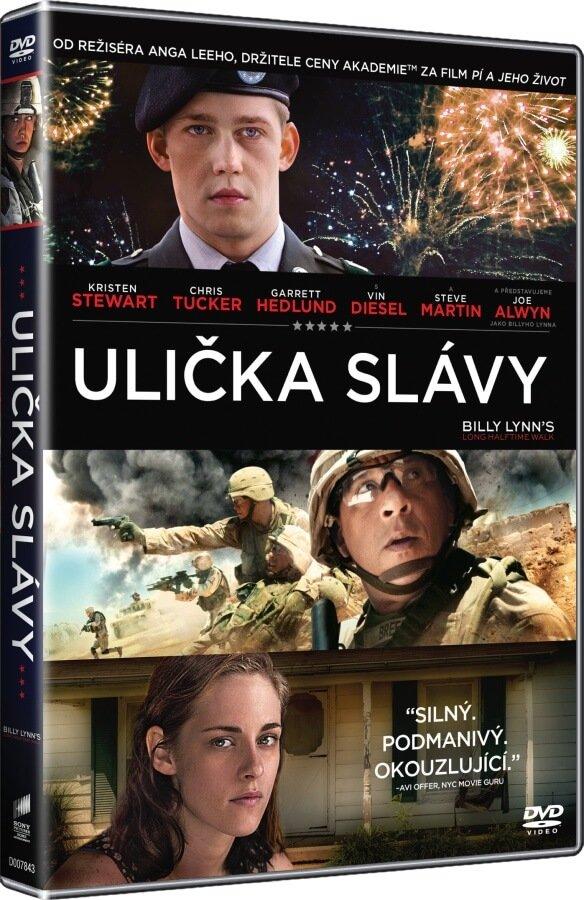 Ulička slávy (DVD)
