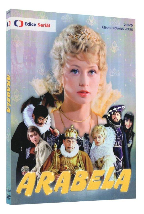 Arabela - KOMPLET (2 DVD) - remastrovaná verze